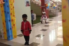 The Fariah Academy Early School Pretend tour to England